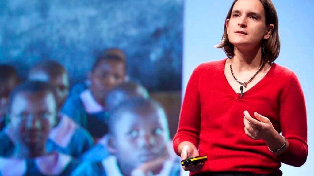 Esther Duflo estudia a los países en desarrollo