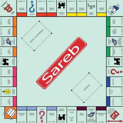 El Monopoly del Sareb