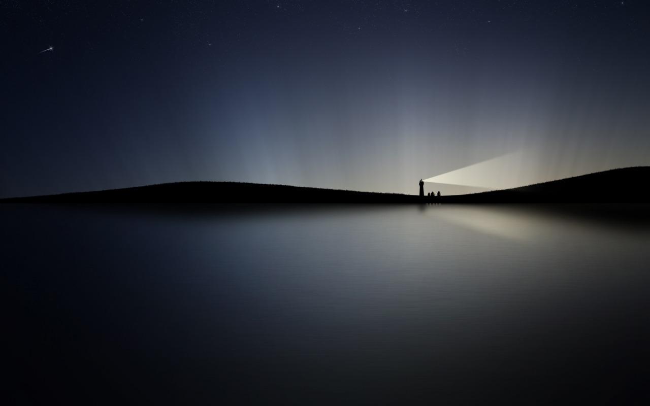 Faro_Noche