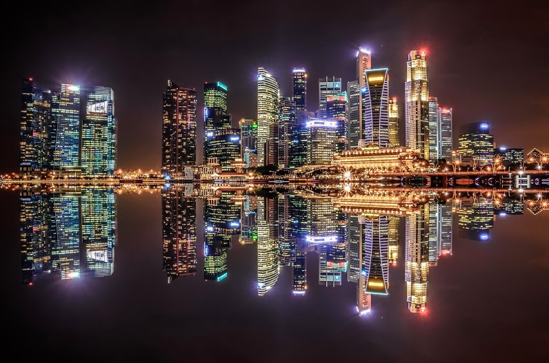 Singapore-Reflection