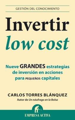 Invertir low cost portada libro