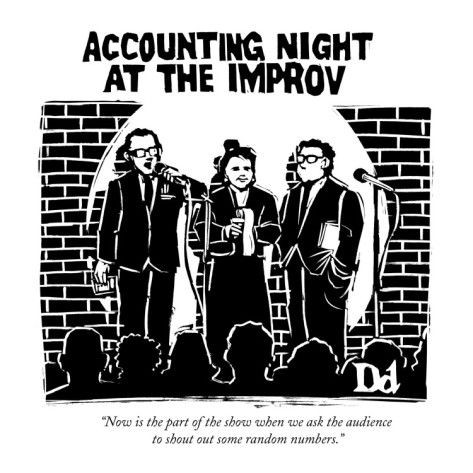 Accounting Night