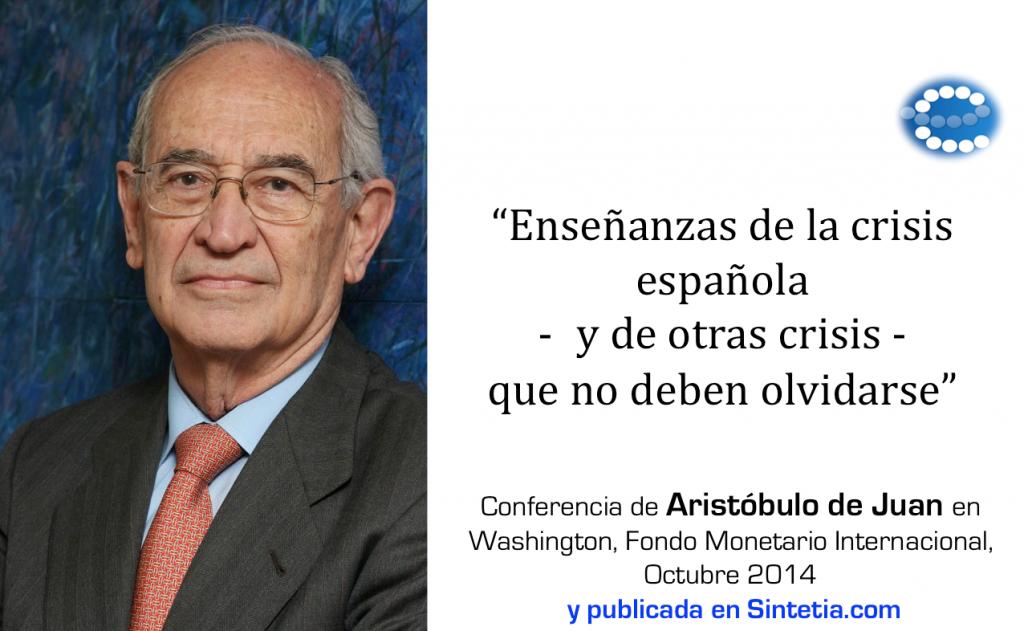 Aristobulo_Crisis_España_Conferencia