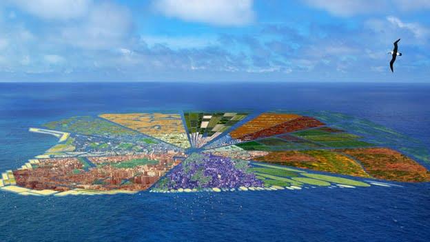 isla ecosistema
