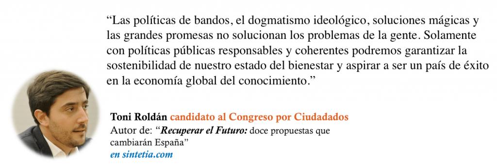 Dogmatismo_Politica_España