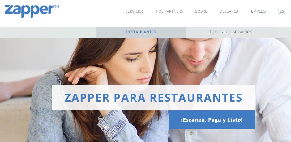 Zapper Web