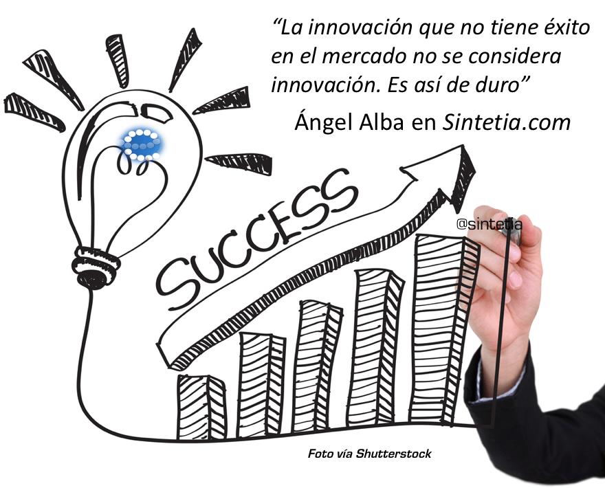 Por qué la innovación fracasa tantas veces