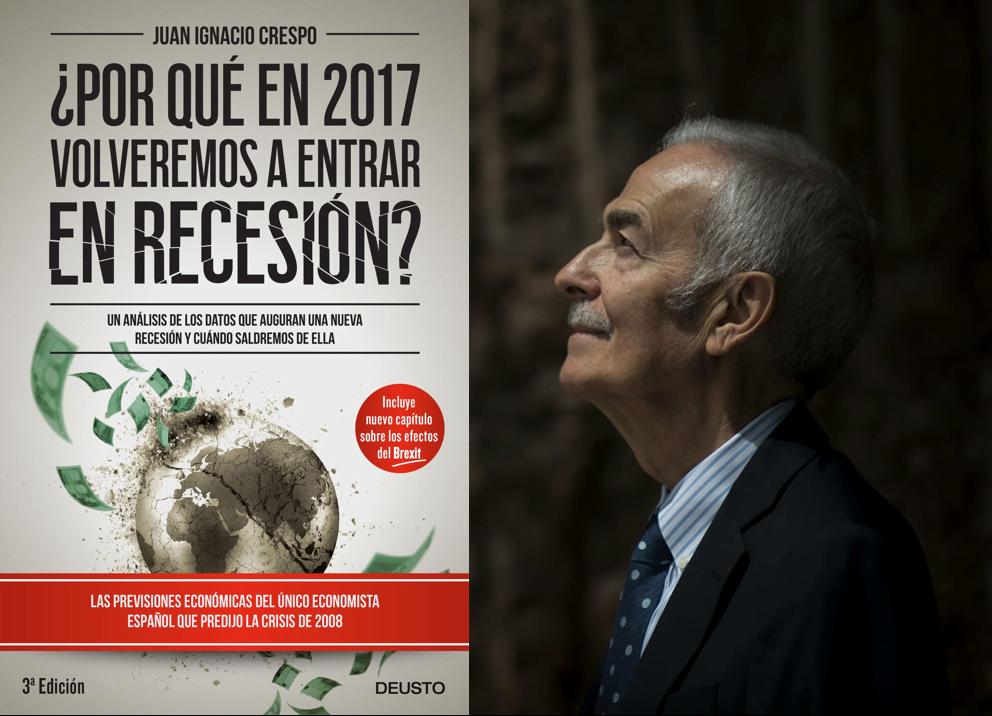Juan Antonio Crespo. Crisis