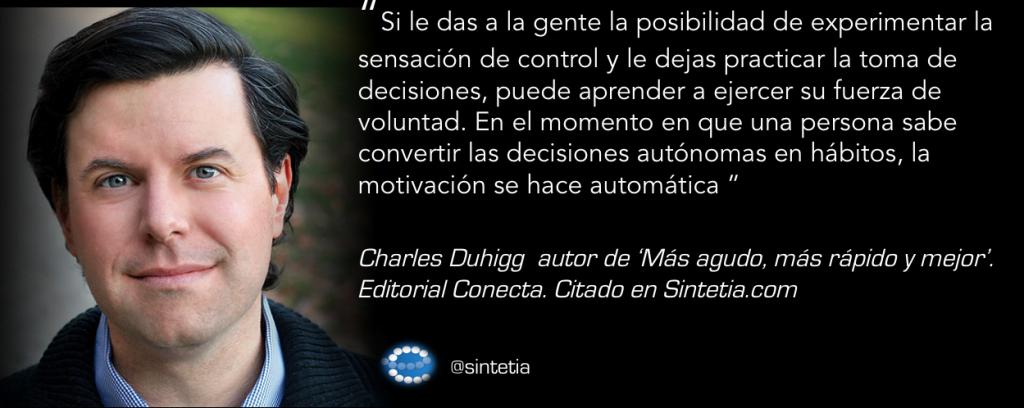 Charles Duhigg habitos