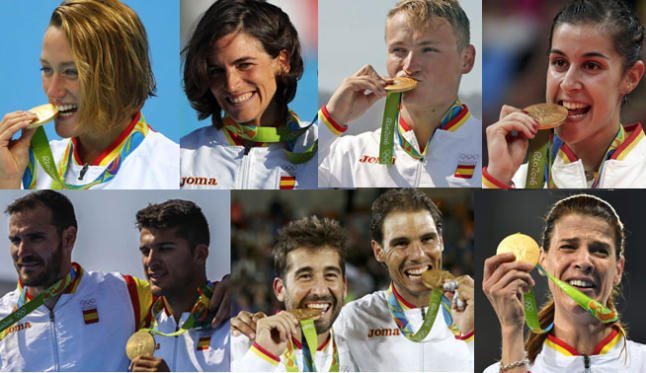 medallas-espana-juegos-rio
