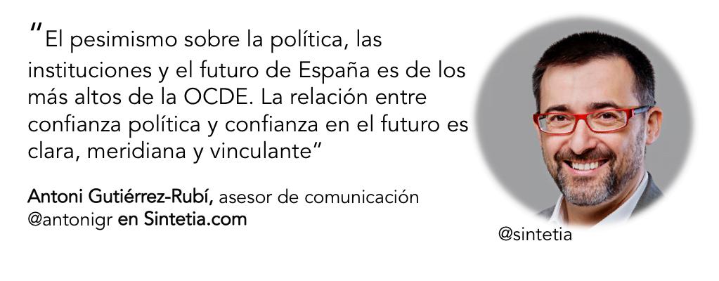 OCDE_politica española