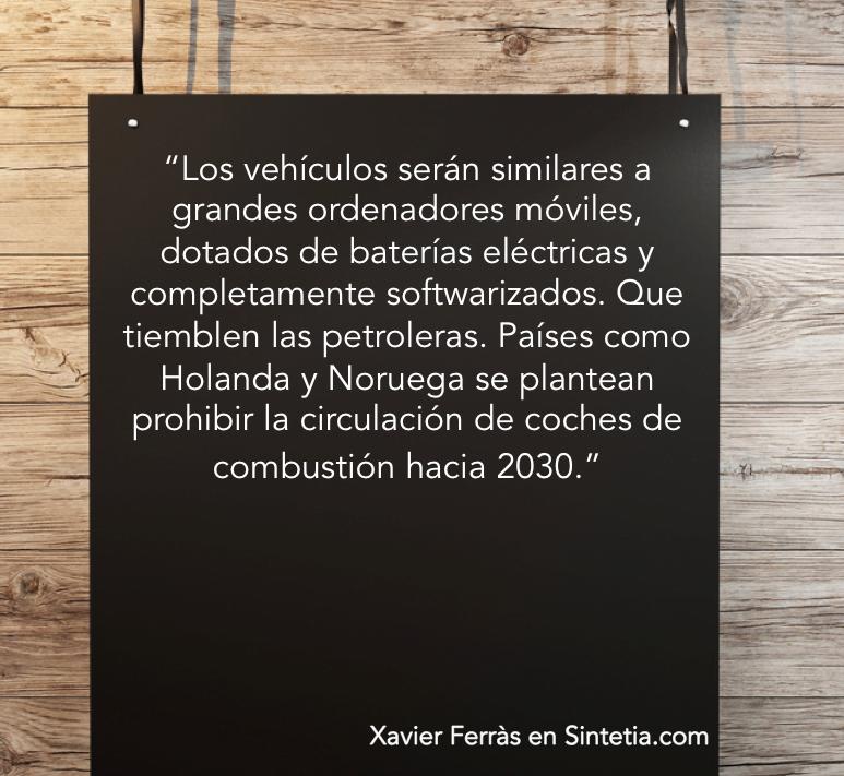 Futuro de los vehículos