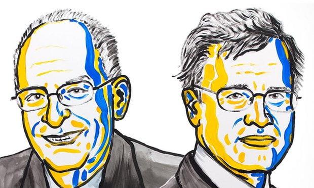 Premios Nobel Economía 2015