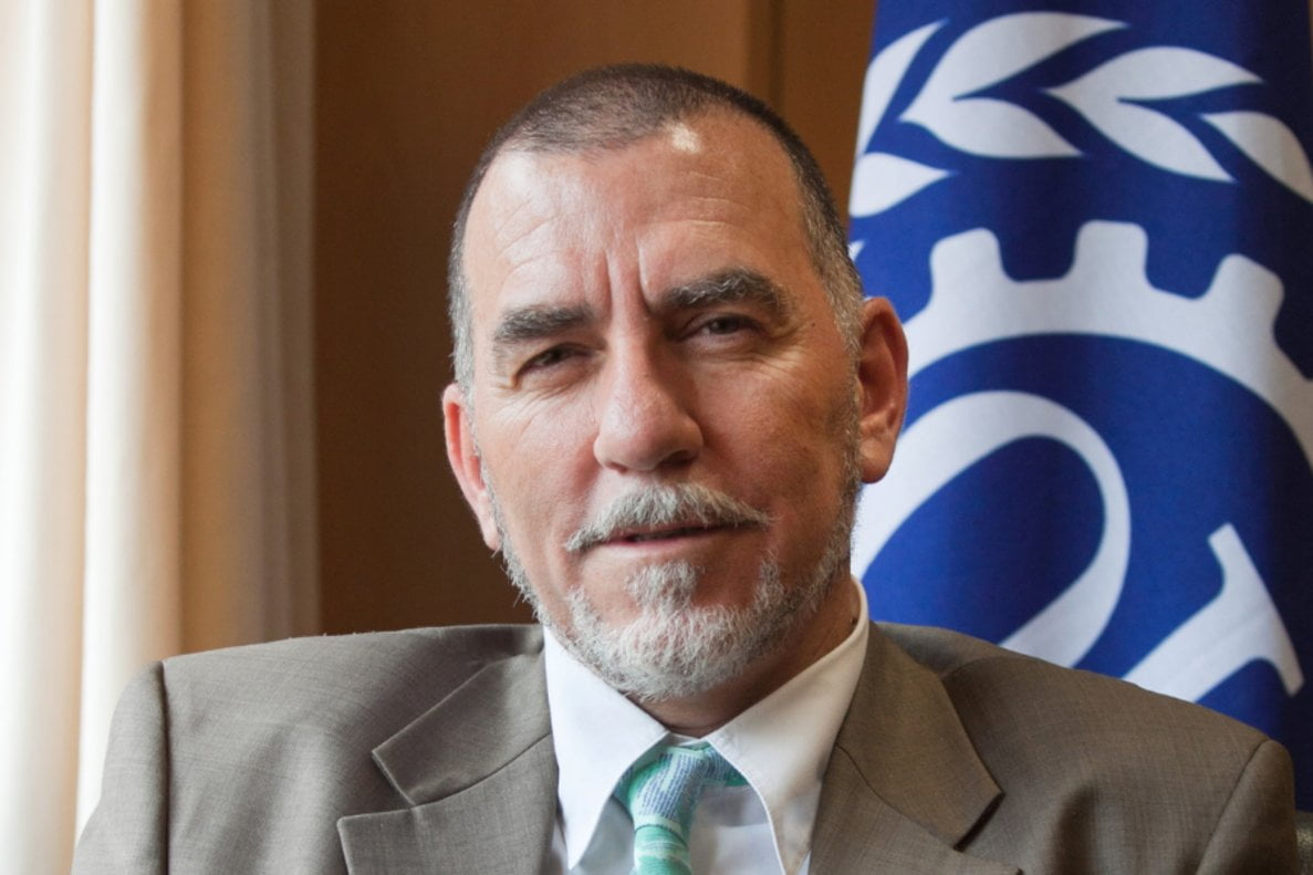 Joaquín Nieto, OIT España: «Las competencias de hoy no se ajustarán a los trabajos de mañana»