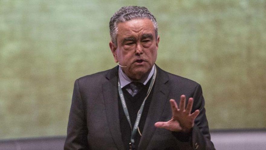 """Andrés Pedreño: """"La `Europa de los funcionarios´ podría fagocitar a la Europa de los emprendedores"""""""