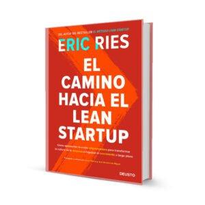 Libro El camino hacia el lean startup