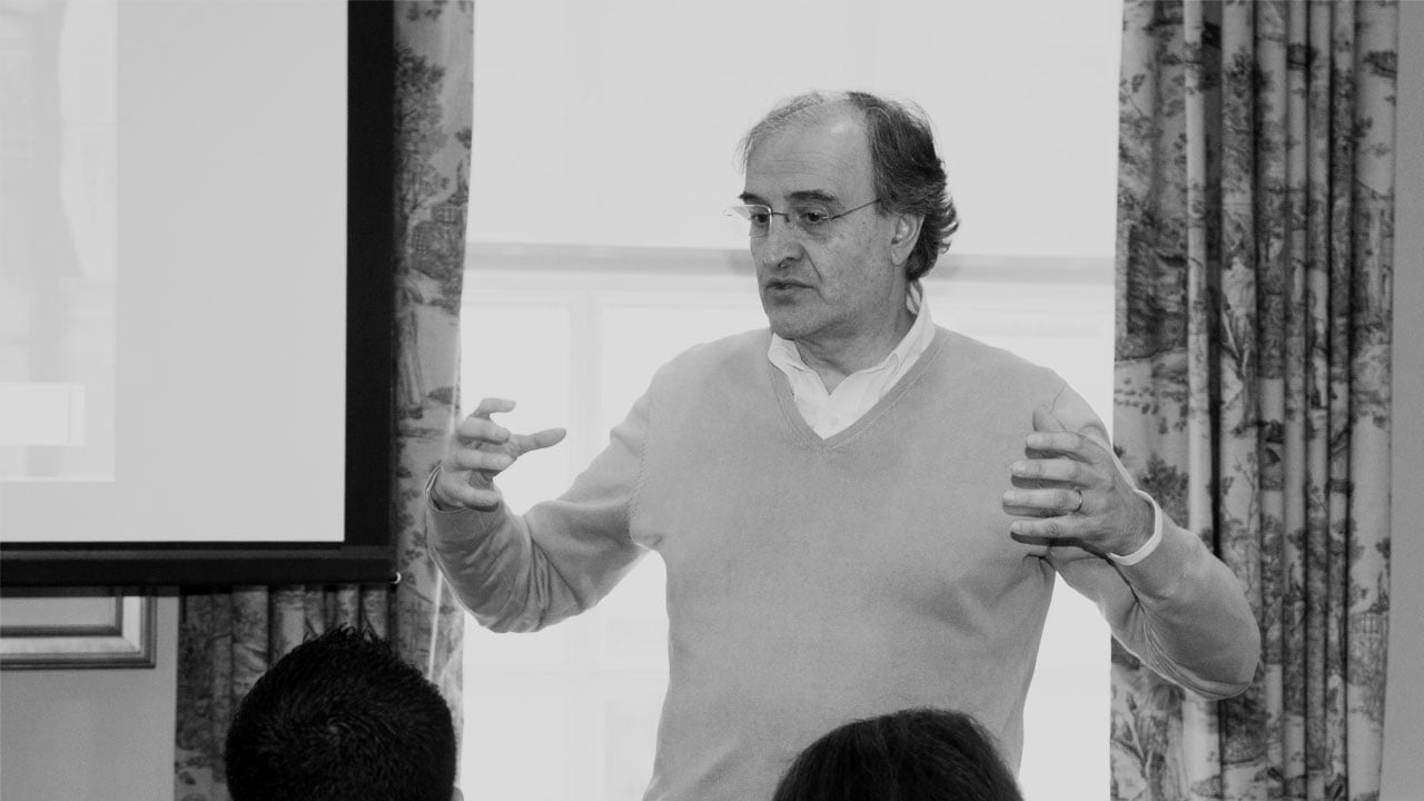 Conferencia Xavier Marcet