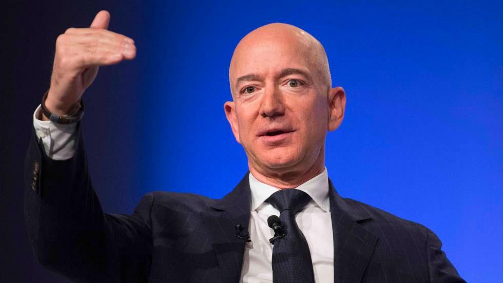 Jeff Bezos libro