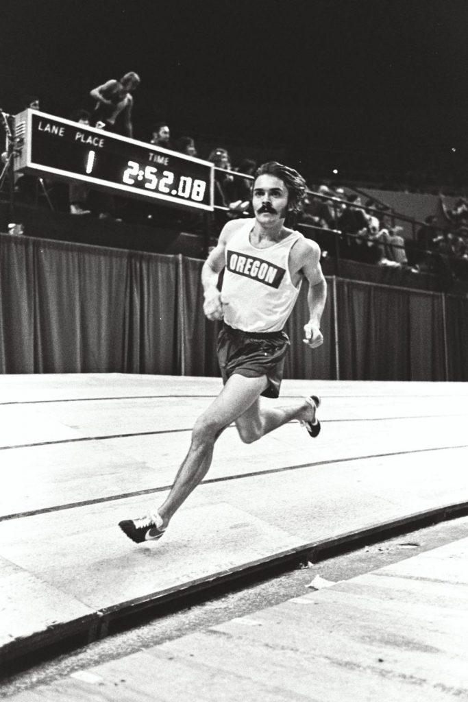 Prefontain, deportista de élite colaborador de Nike