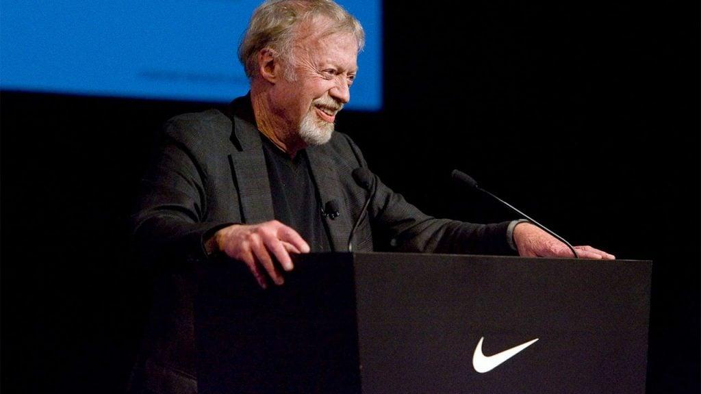 Phil Knight fundador de Nike